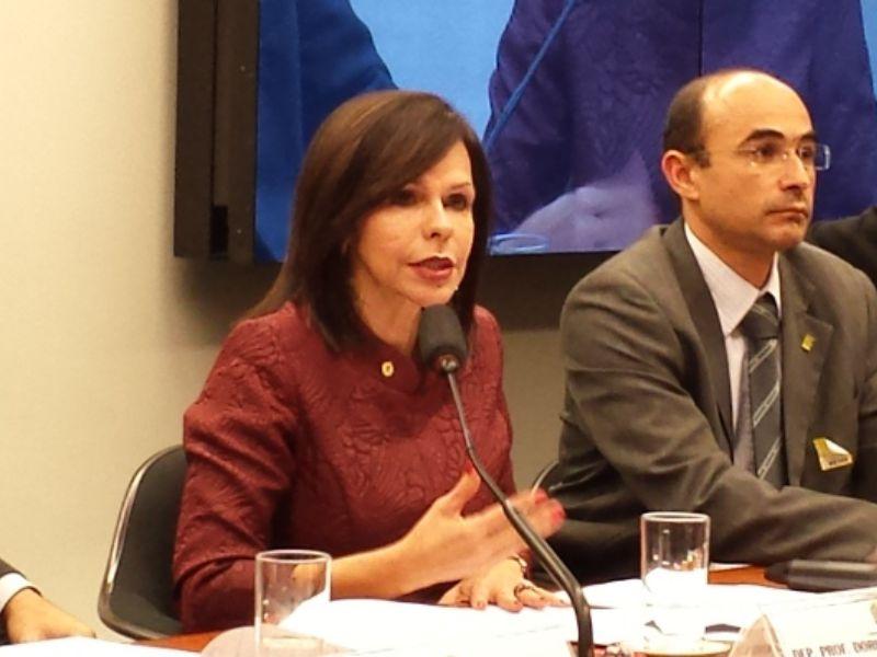 Ascom/Gab. Dep. Fed. Professora Dorinha